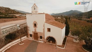 ERMITA DE SANT VICENT DE BORRIOL. MILIARIO