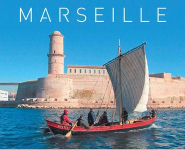 Le Gyptis dans le Port de Marseille